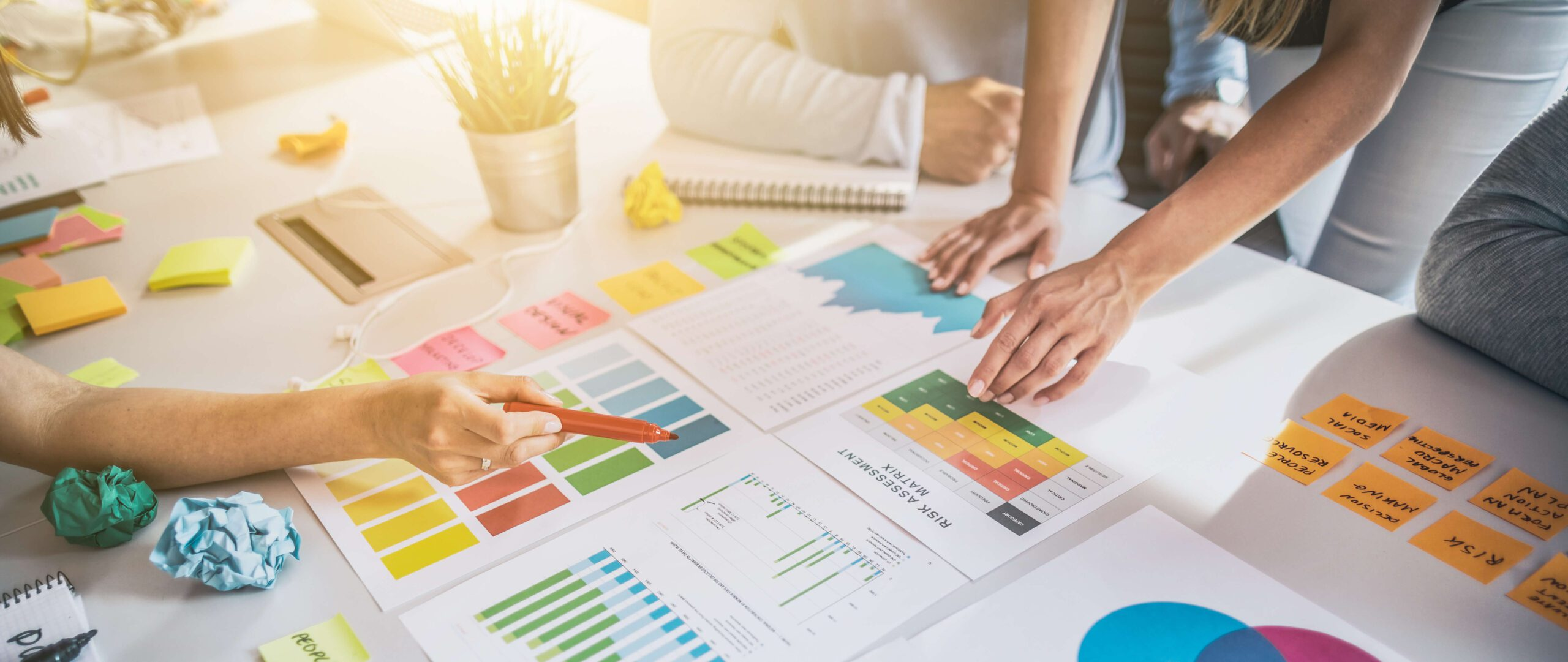 Is your marketing strategy based on strong data analytics?