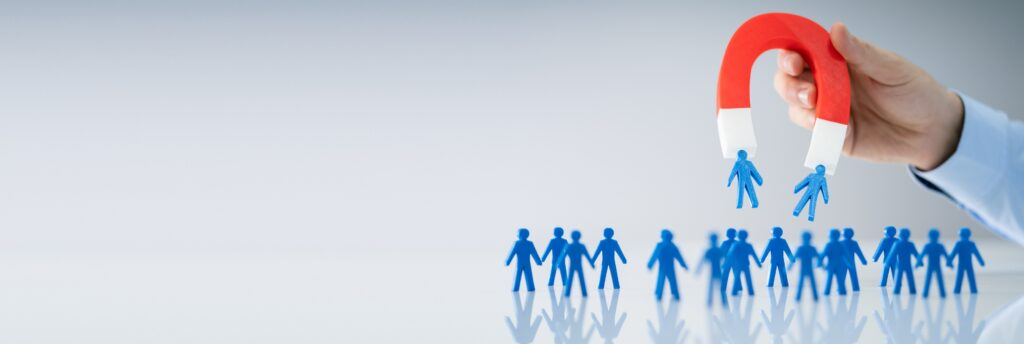 attracting new customer through marketing automation