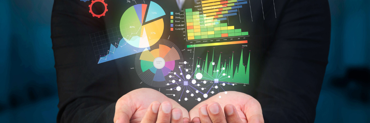 data visualisation and marketing reporting software